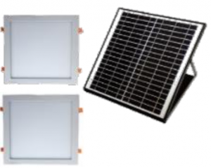 solar skylights