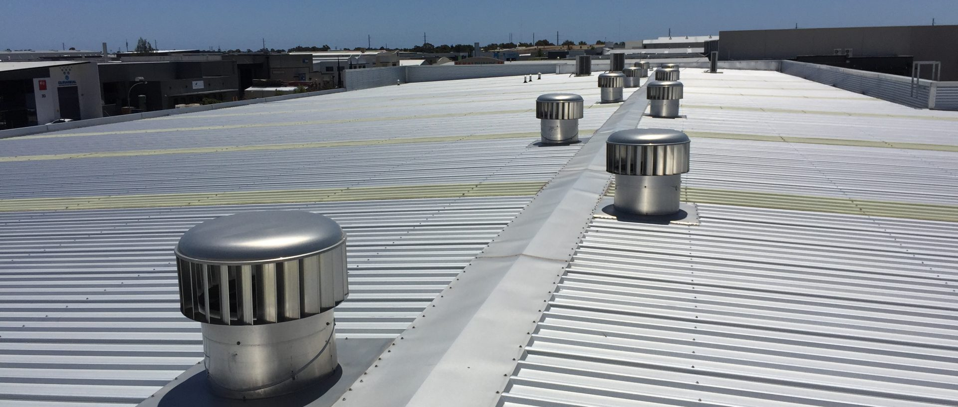 Roof vents call wa whirlybirds in perth roof vents for Cupola vent