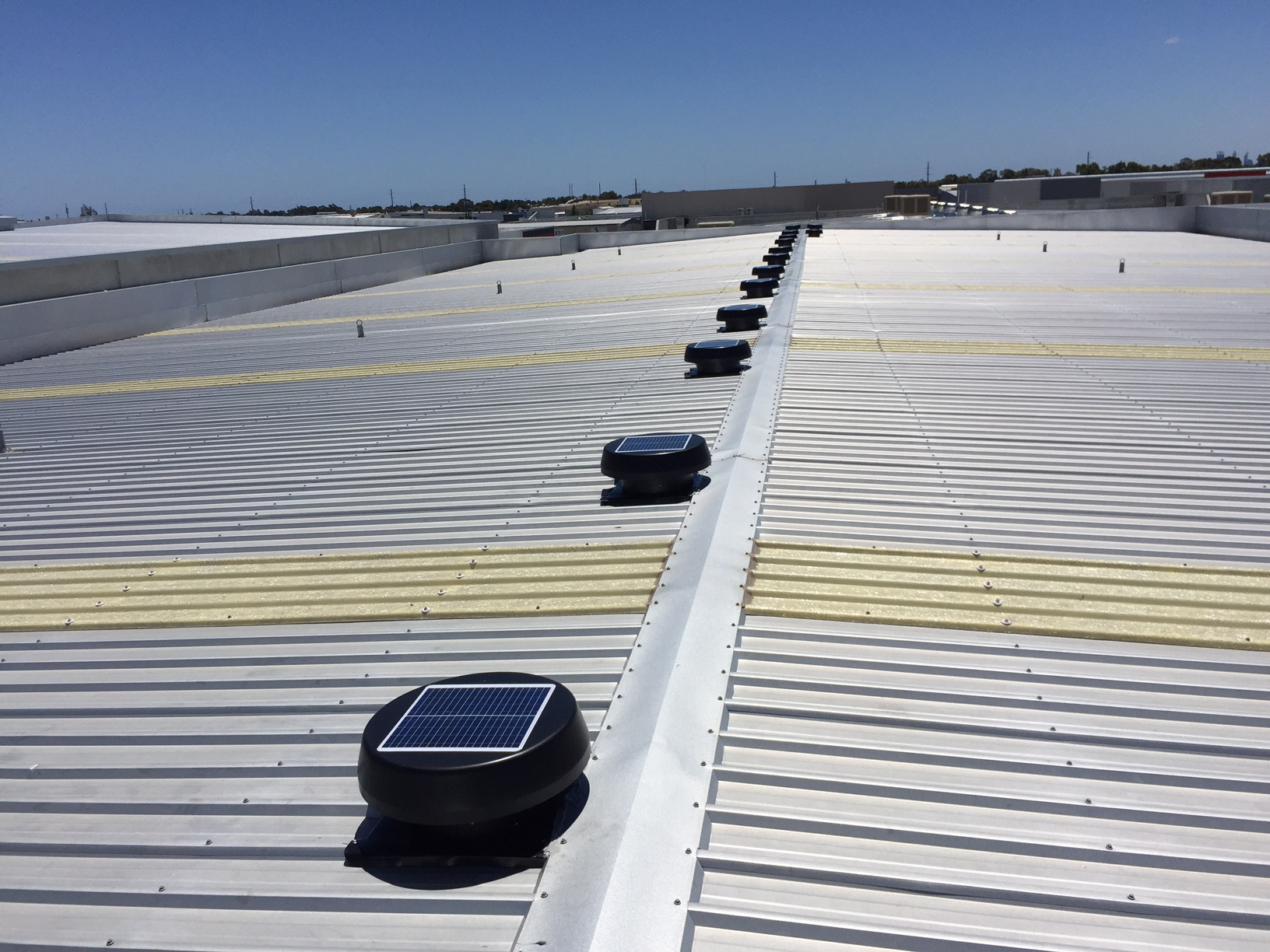 Wa Whirlybirds In Perth Whirlybirds Roof Vents Amp Eco