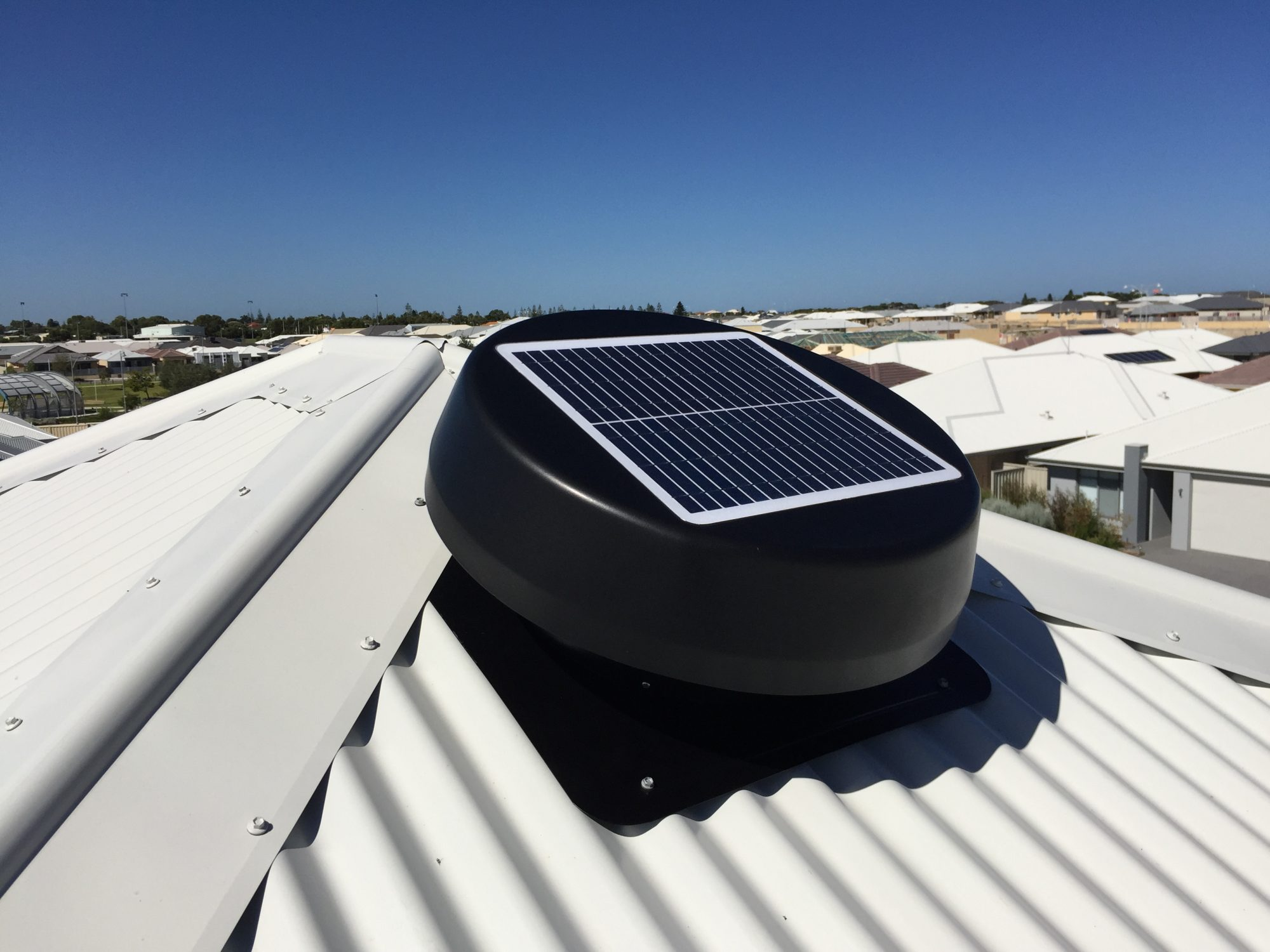 Roofing Vents Whirlybirds Solar Powered Fans Solar